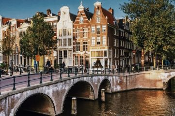 Some Facts about the Jordaan District in Amsterdam