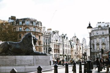 Itinerary for Those on a London Old City Tour